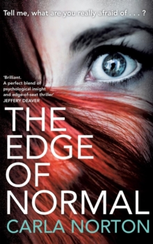 The Edge of Normal, Paperback Book