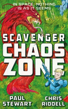 Chaos Zone, Paperback Book