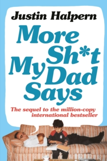 More Shit My Dad Says, Paperback Book