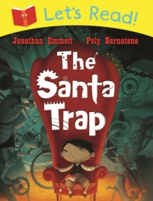 Let's Read! The Santa Trap, Paperback Book