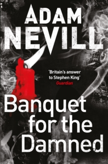 Banquet for the Damned, Paperback Book