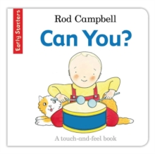 Can You?, Board book Book