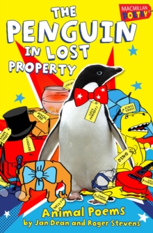 The Penguin in Lost Property, Paperback Book