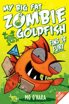 My Big Fat Zombie Goldfish 3: Fins of Fury, Paperback Book