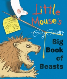 Little Mouse's Big Book of Beasts, Paperback Book