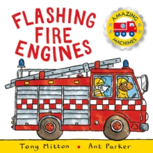 Flashing Fire Engines, Paperback Book