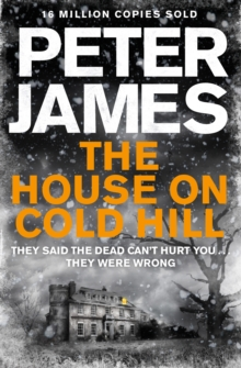 The House on Cold Hill, Hardback Book