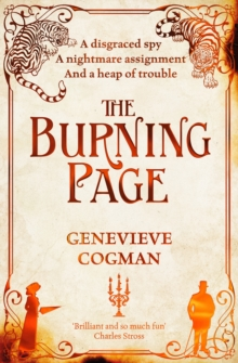 The Burning Page, Paperback Book