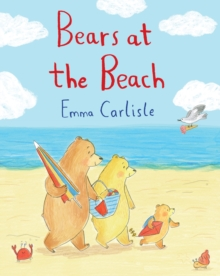 Bears at the Beach, Paperback Book
