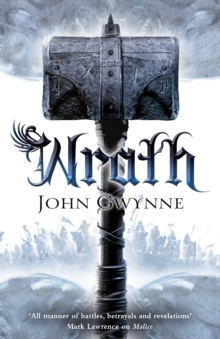 Wrath, Hardback Book