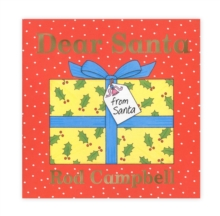 Dear Santa, Paperback / softback Book