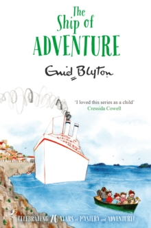 The Ship of Adventure, Paperback Book