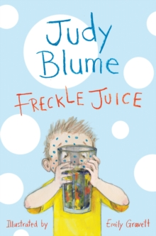 Freckle Juice, Paperback Book