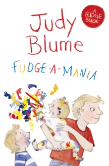 Fudge-a-Mania, Paperback Book