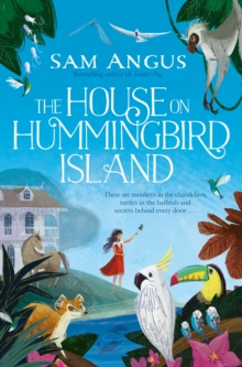 The House on Hummingbird Island, Paperback Book