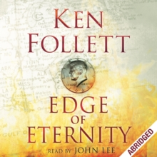 Edge of Eternity, CD-Audio Book