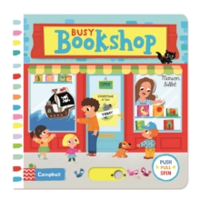 Busy Bookshop, Board book Book