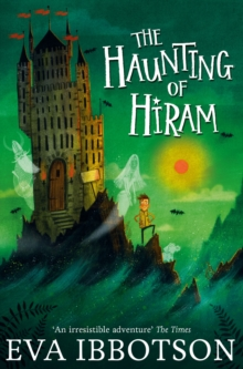 The Haunting of Hiram, Paperback Book