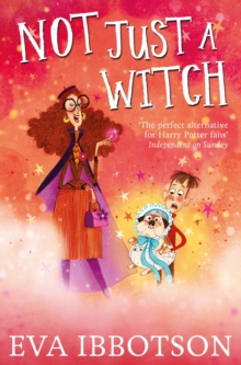 Not Just a Witch, Paperback Book