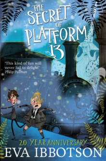 The Secret of Platform 13, Paperback / softback Book
