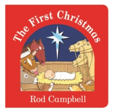 The First Christmas, Board book Book