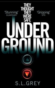 Under Ground, Paperback Book