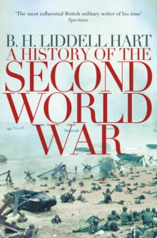 A History of the Second World War, Paperback Book