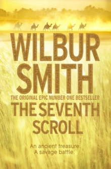 The Seventh Scroll, Paperback Book