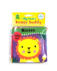 My First Buggy Buddy: Noises : A Crinkly Cloth Book for Babies!, Rag book Book