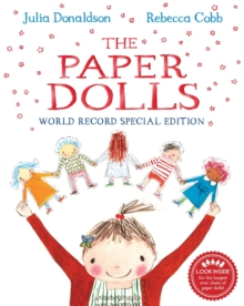 The Paper Dolls World Record Edition, Paperback Book