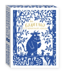 The Gruffalo and The Gruffalo's Child board book gift slipcase, Multiple copy pack Book