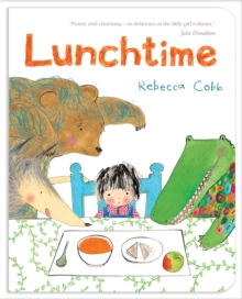Lunchtime, Board book Book
