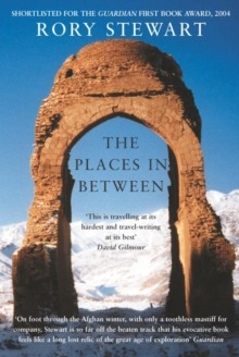 The Places In Between, Paperback / softback Book