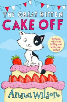 The Great Kitten Cake Off, Paperback Book