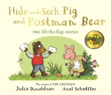 Tales From Acorn Wood: Hide-and-Seek Pig and Postman Bear, Paperback / softback Book