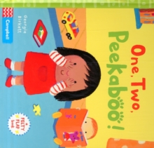 Felty Flaps: One, Two, Peekaboo!, Board book Book