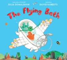 The Flying Bath, Paperback / softback Book