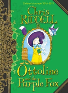 Ottoline and the Purple Fox, Hardback Book