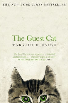 The Guest Cat, Paperback Book