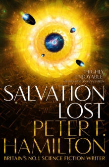Salvation Lost, Hardback Book