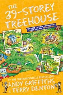 The 39-Storey Treehouse, Paperback Book