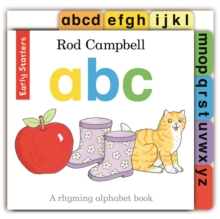 Early Starters: ABC, Board book Book