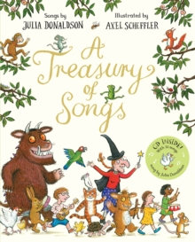 A Treasury of Songs, Hardback Book