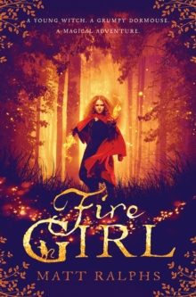 Fire Girl, Paperback Book