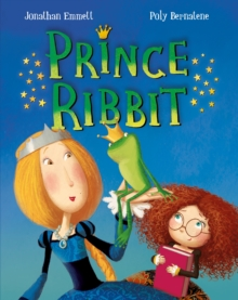 Prince Ribbit, Hardback Book