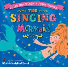 The Singing Mermaid, Board book Book