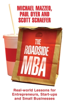 The Roadside MBA, Paperback Book