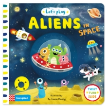 Let's Play Aliens in Space, Board book Book