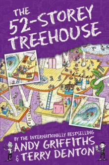 The 52-Storey Treehouse, Paperback Book