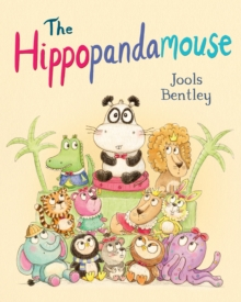 The Hippopandamouse, Paperback / softback Book